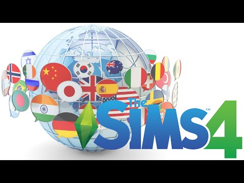 The Sims 4 Language Changer