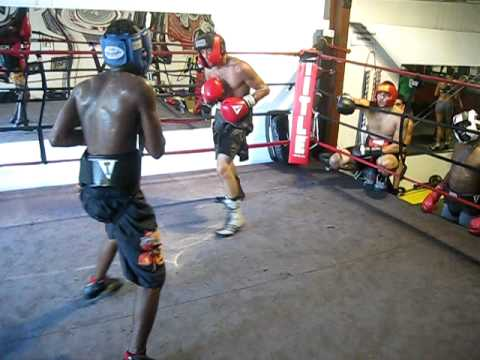 Ryan vs Bobby at HG Boxing Jacksonville Beach, FL