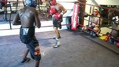 Ryan vs Bobby at HG Boxing Jacksonville Beach, FL