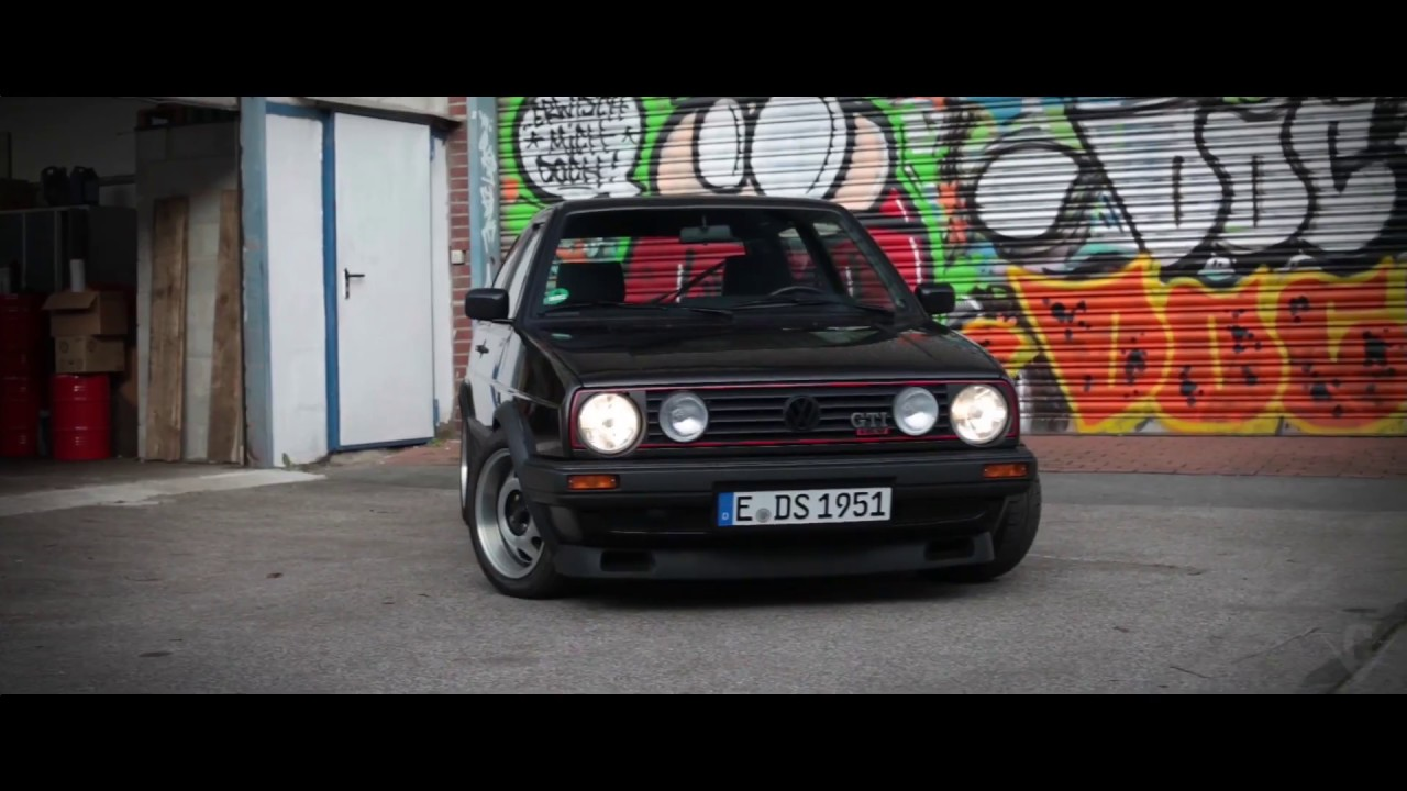 vw golf 2 gti kaufberatung 1984 1992 youtube. Black Bedroom Furniture Sets. Home Design Ideas