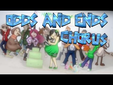 Odds & Ends - English Chorus [HBD KATHY]