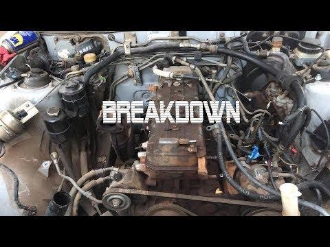Starion Engine Breakdown