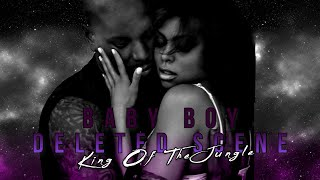 King of the jungle | baby boy deleted scene