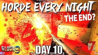 7 Days To Die - Horde Every Night (Day 10)