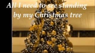 CHRISTMAS WON