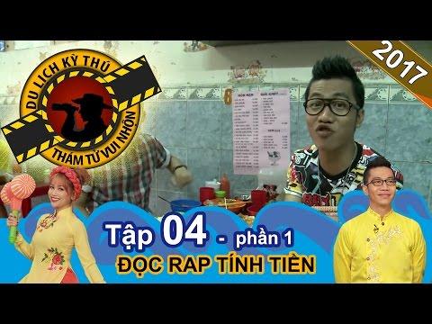 Hoàng Pơ trổ tài đọc Rap tính tiền   NTTVN #4   Phần 1   260117