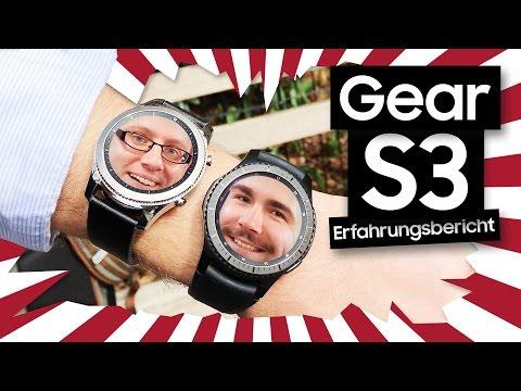 Samsung Gear S3 Classic & Frontier: Unser Erfahrungsbericht!