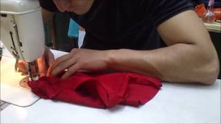 the amazing spiderman mask sewing