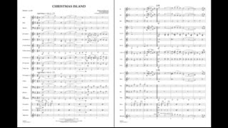Christmas Island by Lyle Moraine/arr. James Kazik