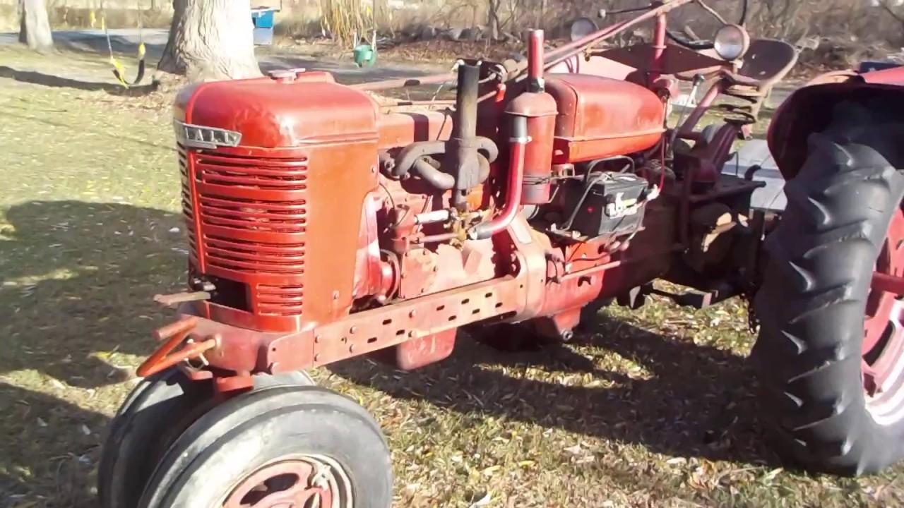 1948 Farmall H Update