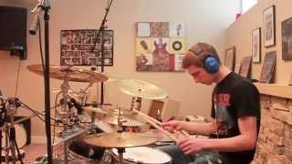 The Dillinger Escape Plan - One of Us is the Killer drum cover