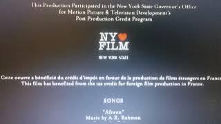 Amblin Entertainment / DreamWorks Pictures (Hundred Foot Journey Variant)