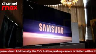 Samsung launches SMART LED TV ES9000