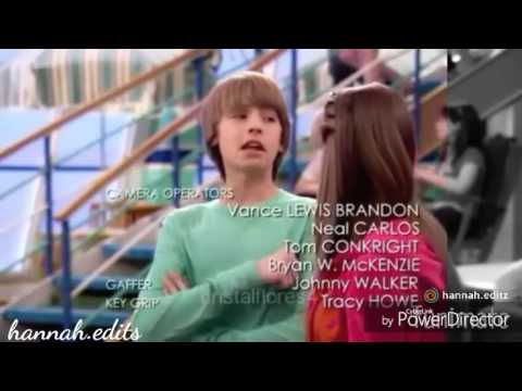 The suite life on deck Cody and Bailey