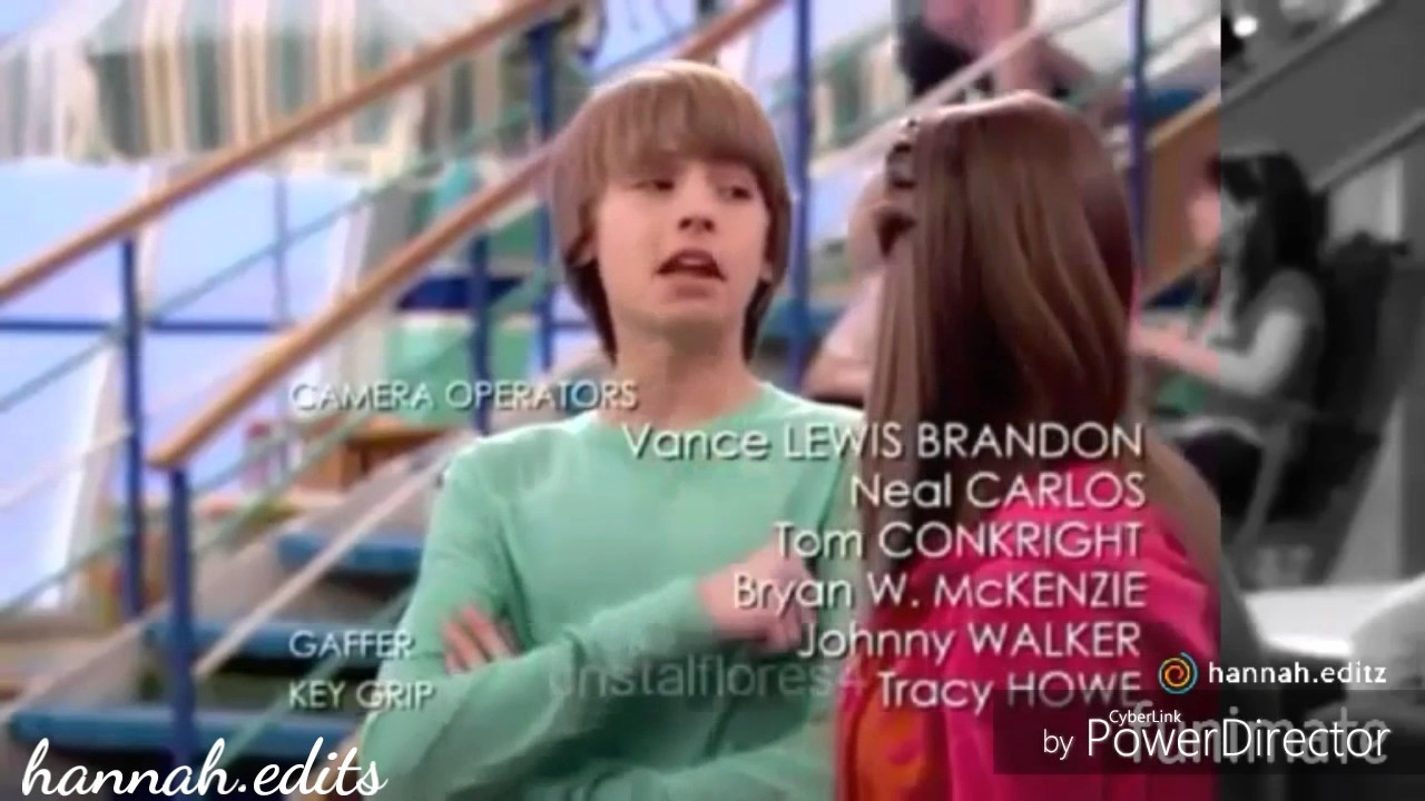 The suite life on deck Cody and Bailey , YouTube
