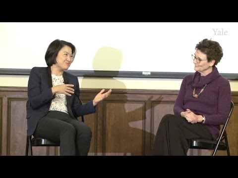 A Conversation with Zhang Xin - In Discussion with Deborah Davis, Professor of Sociology