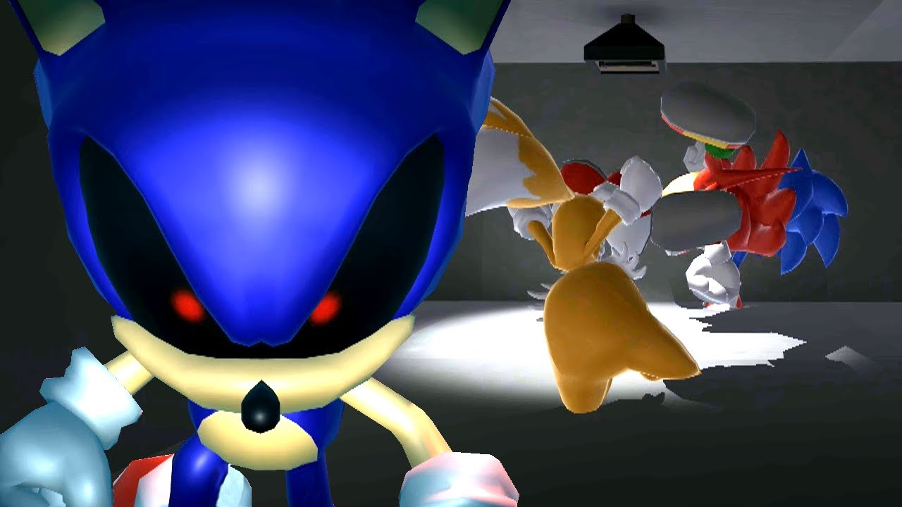 THIS IS A DISASTER!! Sonic.EXE: Supplement of Revelation