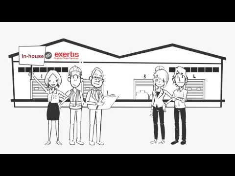 Pharma Supply Chain Company Video: Whiteboard