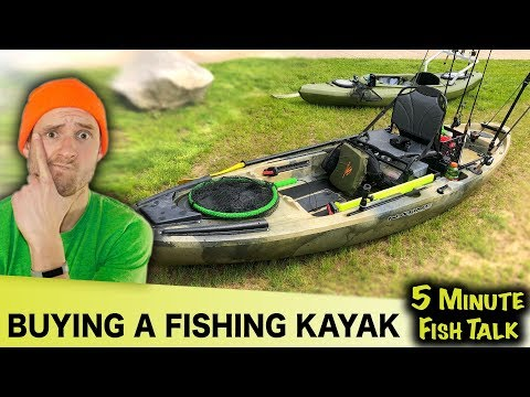 The Biggest Factor People Ignore When Buying A Fishing Kayak