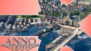 Zwiększamy populacje (06) Anno 1800