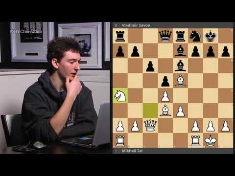 Mikhail Tal's Strategic & Positional Play | Games to Know by Heart