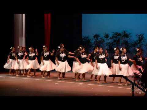 UH Hilo International Nights 2016 - Palau