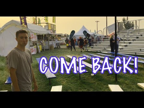 WHY IS EVERYONE LEAVING!? (Blackfoot Fair - Show Two)