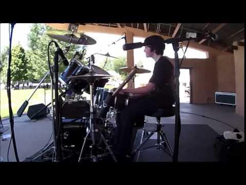 Our Generation-Colorado State Fair 8/23/14-Drum Cam