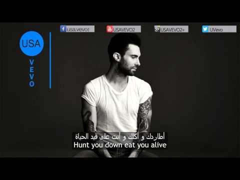 Maroon 5 - Animals مترجمة