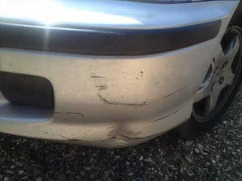 Car Body Repairs (Honda Civic Multiple Repairs)