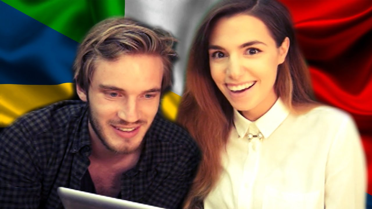 Pewds Vs Marzia Youtube