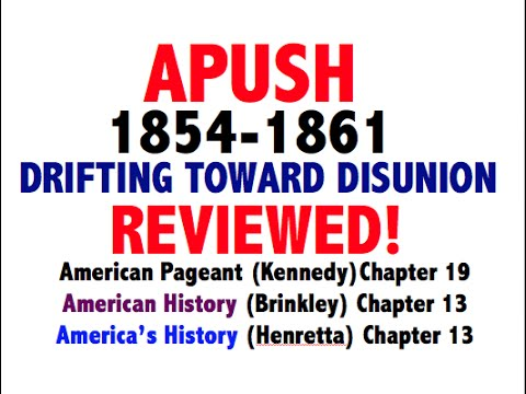 American Pageant Chapter 19 Review APUSH