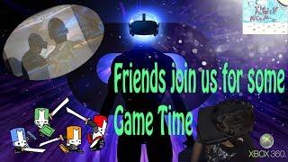 Fun With Friends, Oculus Rift, Xbox 360, Roblox Fun