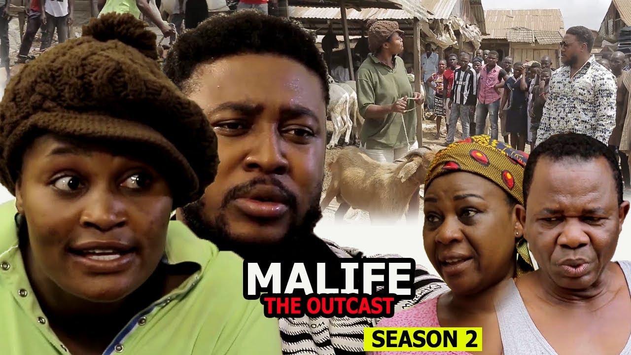 Download Malife The Outcast Season 2 - 2018 Latest Nigerian Nollywood Movie Full HD