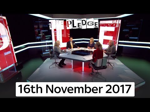 The Pledge | 16th November 2017