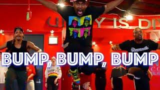 "B2K - ""Bump Bump Bump"" | JR Taylor Choreography | IG:@DidntInviteMe"