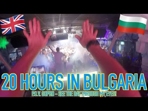 DJ DUBL & Ironik - UK Takeover Sunny Beach Bulgaria (Daily Vlog / DJ Vlog)