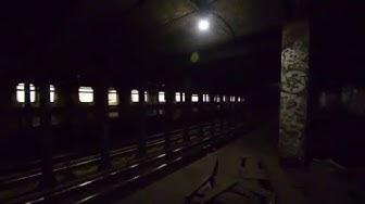 Abandoned Worth Street Station