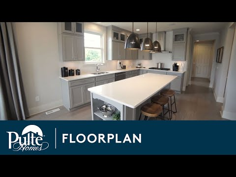New Homes by Pulte Homes - Turin Floor Plan