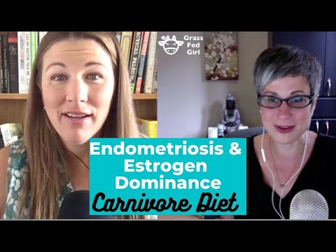Lifestyle and Nutritional Changes for Endometriosis