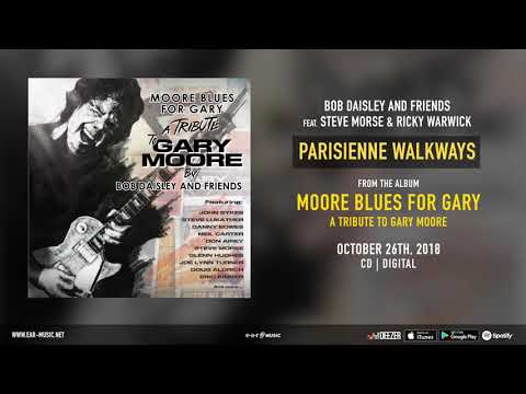 Bob Daisley and Friends feat. Steve Morse & Ricky Warwick