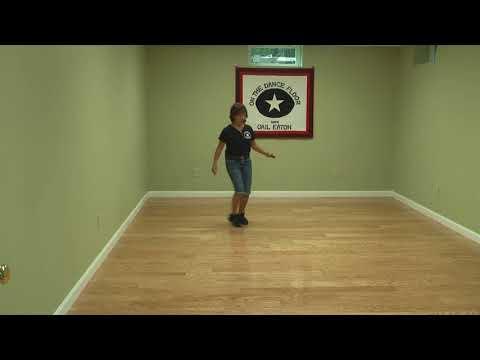 Linedance Lesson Heartache On The Dancefloor choreo. Stephen Pistoia