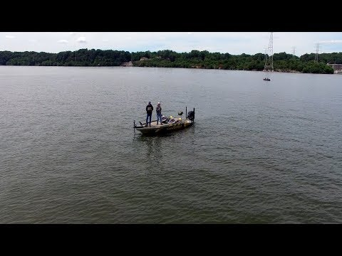 An Alabama Fishing Adventure On The Tailrace At Lake Wilson, Alabama