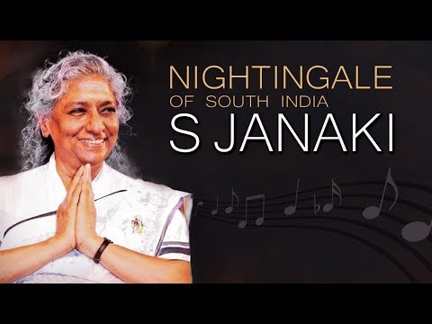 Tribute to S Janaki | The Nightingale Of South India