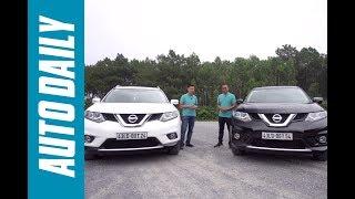Autodaily.vn | Đánh Giá Xe Nissan X Trail 2017: Cuộc Thi Nhiên Liệu Kỳ Thú