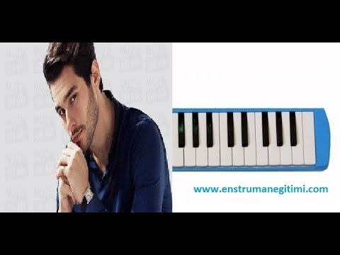 Melodika Eğitimi - Cem Belevi Dumanlı Sevda Melodika