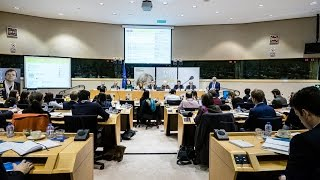 European Health Parliament 2016 2nd plenary session (highlights)