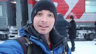 Año nuevo en una ciudad polar de Rusia | Viajando con Mirko