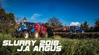 Slurry 2018 - J.A Angus