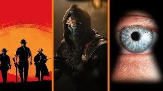Red Dead Redemption 2 Date Leak + Destiny 2 Reveal + Anti-Privacy Law Passed - The Know